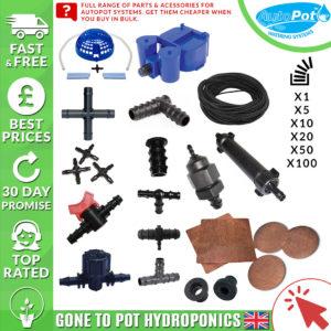 Full autopot parts/accessories range.